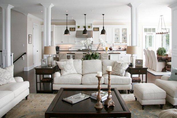 Фотография:  в стиле , Кухня и столовая, Гостиная, Советы, Beindesign, как объединить кухню с гостиной, ошибки в совмещении кухни с гостиной, кухня-гостиная дизайн – фото на INMYROOM