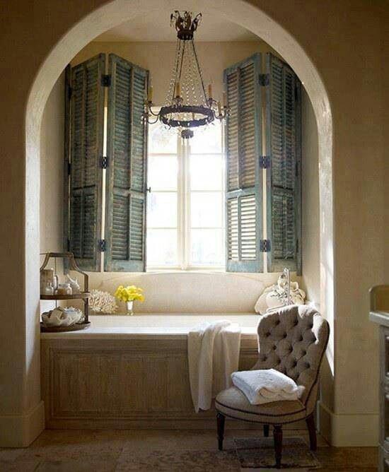 Фотография: Ванная в стиле Прованс и Кантри, Классический, Современный, Декор интерьера, Декор дома, Дача – фото на INMYROOM