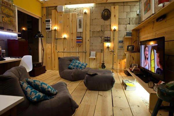 Фотография: Гостиная в стиле Прованс и Кантри, Современный,  – фото на INMYROOM