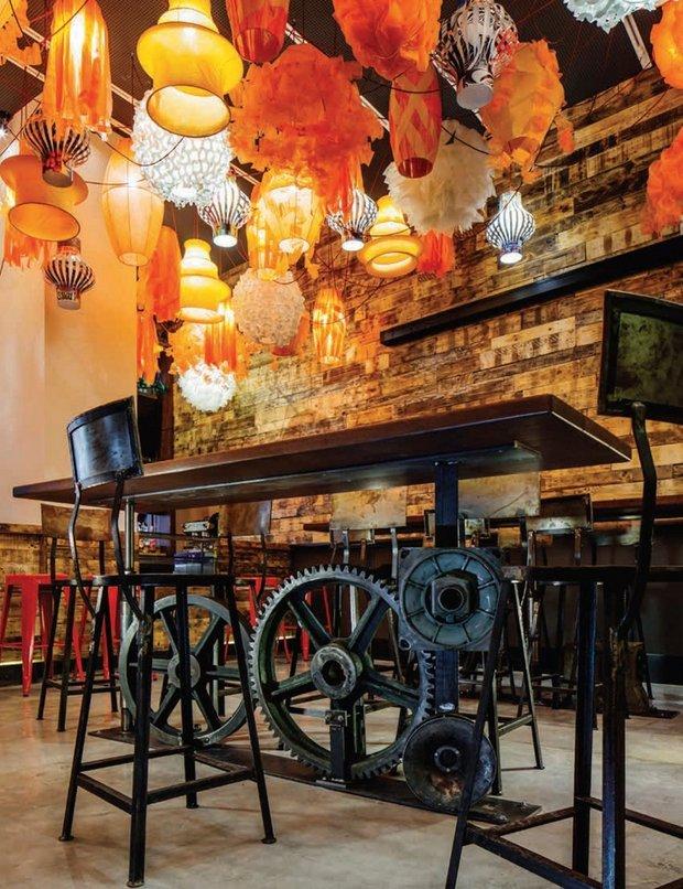 Фотография: Кухня и столовая в стиле Прованс и Кантри, Современный, Эклектика, Декор интерьера, Испания, Дома и квартиры, Городские места, Отель, Барселона – фото на INMYROOM