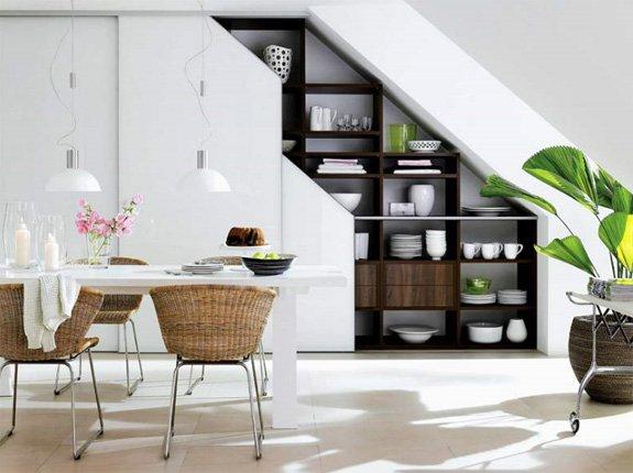 Фотография: Кухня и столовая в стиле Скандинавский, Декор интерьера, Хранение, Декор дома, Советы – фото на INMYROOM