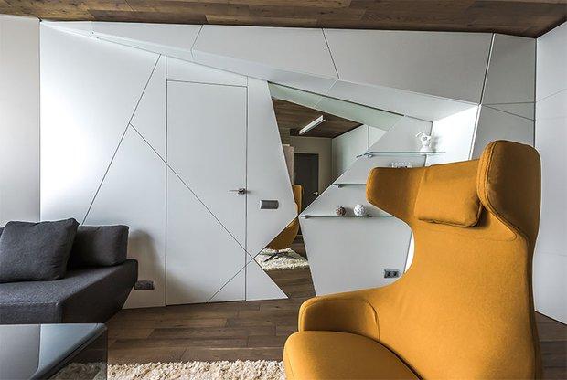 Фотография: Прочее в стиле , Гостиная, Декор интерьера, Интерьер комнат, Хрущевка – фото на INMYROOM