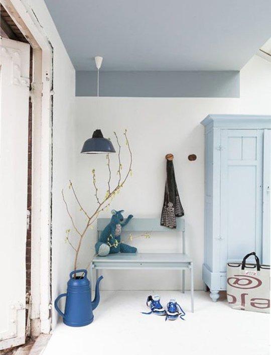 Фотография: Прихожая в стиле , Декор интерьера, Дизайн интерьера, Цвет в интерьере – фото на INMYROOM