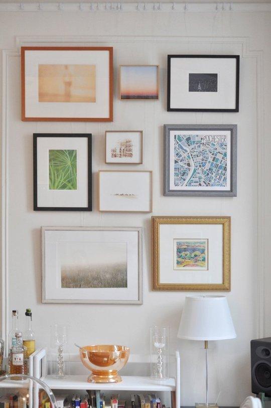 Фотография: Декор в стиле Современный, Декор интерьера, Квартира, Аксессуары, Мебель и свет, Советы, Белый, Бежевый, Серый – фото на INMYROOM