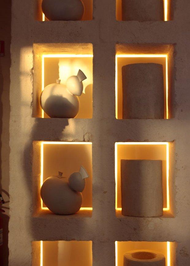 Фотография: Спальня в стиле Современный, Декор интерьера, Декор, Мебель и свет, освещение – фото на INMYROOM