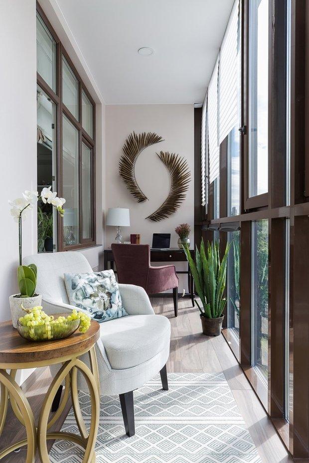 Фотография: Балкон в стиле Современный, Советы, Технониколь – фото на INMYROOM