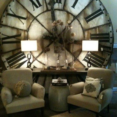 Фотография:  в стиле Современный, Декор интерьера, Часы, Декор дома – фото на INMYROOM