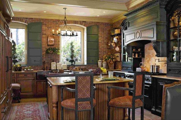Фотография: Кухня и столовая в стиле Прованс и Кантри, Современный, Декор интерьера, Декор дома, Дача – фото на INMYROOM