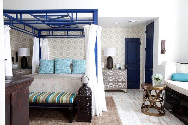 Фотография: Спальня в стиле Современный, Декор интерьера, Декор дома, Марокканский – фото на INMYROOM