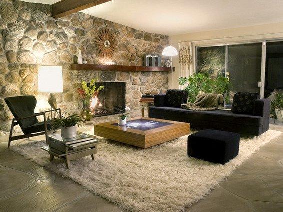 Фотография: Гостиная в стиле Прованс и Кантри, Декор интерьера, Мебель и свет, Светильник – фото на InMyRoom.ru