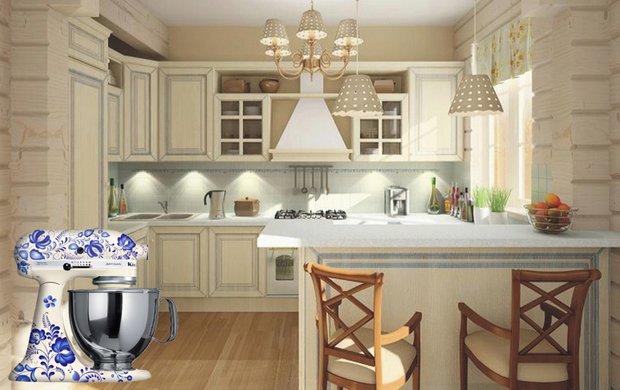 Фотография: Кухня и столовая в стиле , Декор интерьера, Индустрия, Новости, Роспись – фото на INMYROOM