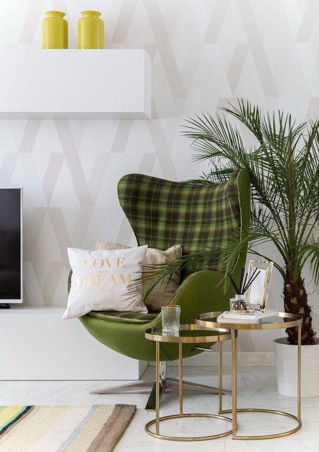 Фотография: Гостиная в стиле Современный, Декор интерьера, Карта покупок, Иван Поздняков – фото на INMYROOM