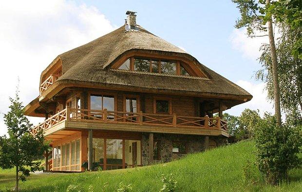 Фотография: Архитектура в стиле , Дом, Дома и квартиры – фото на INMYROOM
