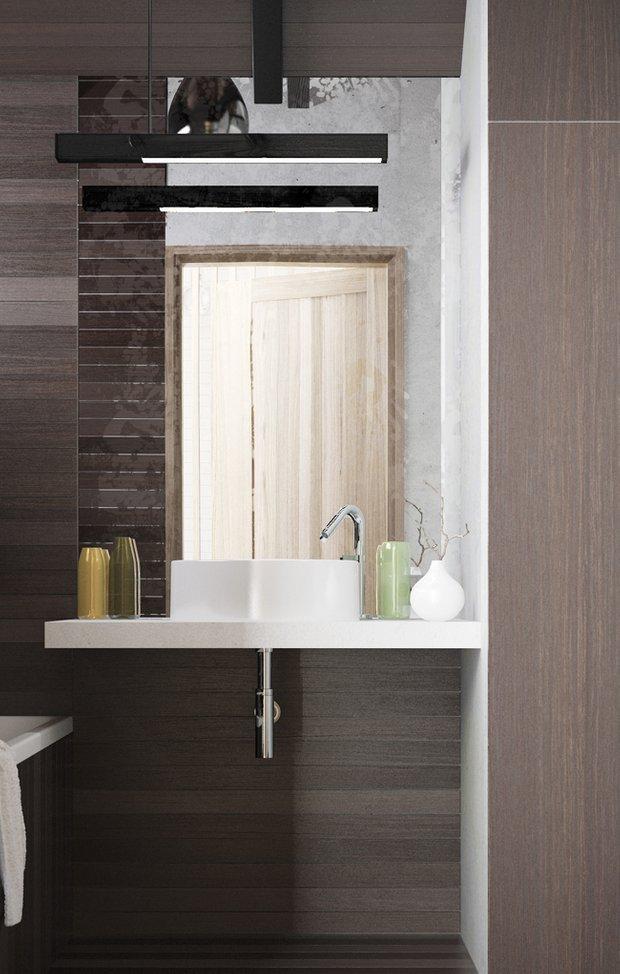 Фотография: Ванная в стиле Современный, Декор интерьера, Дом, Дома и квартиры, Проект недели – фото на INMYROOM