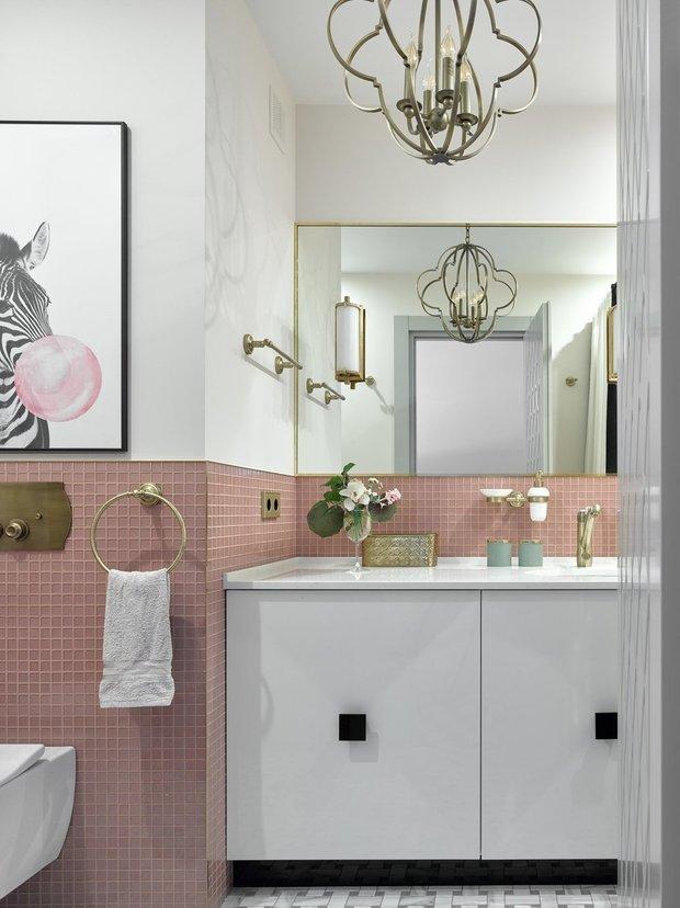 Фотография: Ванная в стиле Классический, Современный, Декор интерьера – фото на INMYROOM