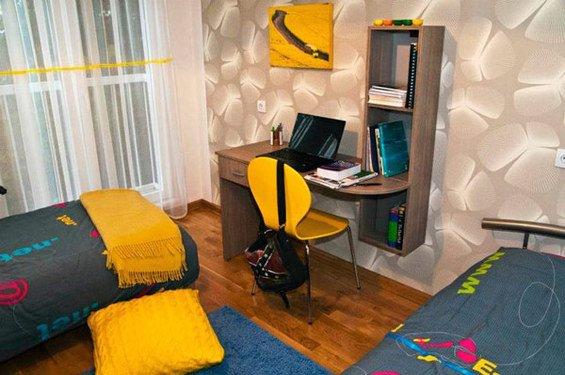 Фотография: Детская в стиле Современный, Скандинавский, DIY, Малогабаритная квартира, Квартира, Дома и квартиры – фото на INMYROOM