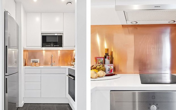 Фотография: Прочее в стиле , Малогабаритная квартира, Квартира, Дома и квартиры, Мебель-трансформер – фото на INMYROOM
