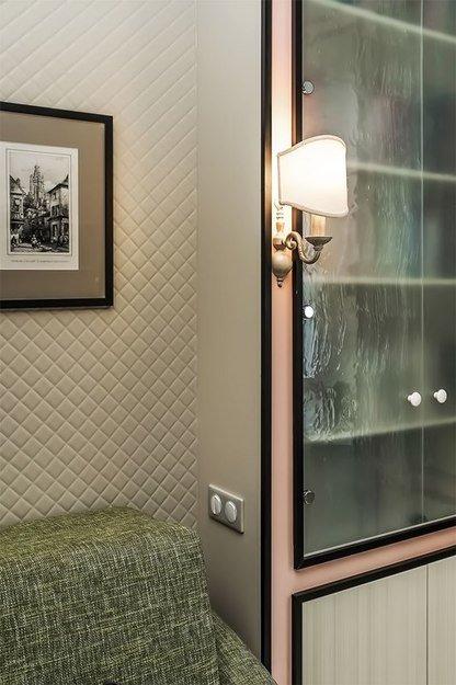 Фотография:  в стиле , Кабинет, Интерьер комнат – фото на INMYROOM