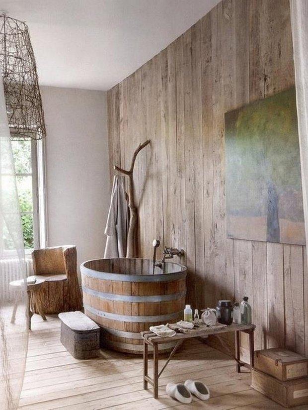 Фотография: Ванная в стиле Прованс и Кантри, Декор интерьера, Квартира, Декор дома – фото на InMyRoom.ru