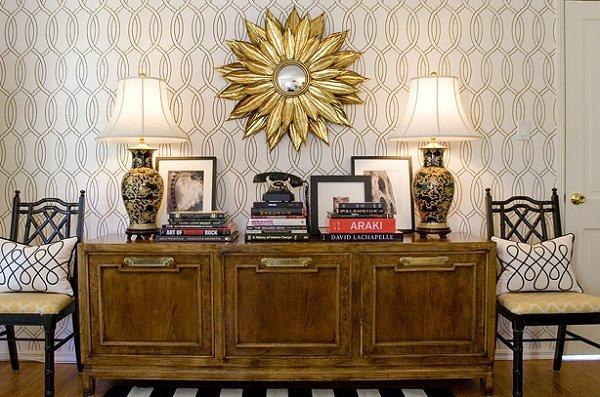 Фотография: Гостиная в стиле Прованс и Кантри, Декор интерьера, Декор дома, Зеркала – фото на INMYROOM
