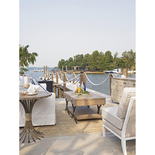 Фотография: Балкон, Терраса в стиле Восточный, Дизайн интерьера, Морской – фото на INMYROOM