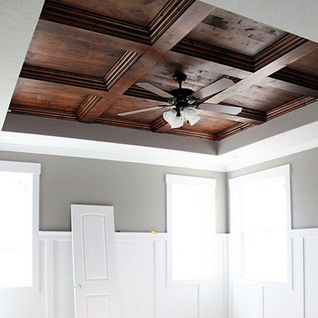 Фотография: Прочее в стиле , Декор интерьера, DIY, Потолок – фото на InMyRoom.ru