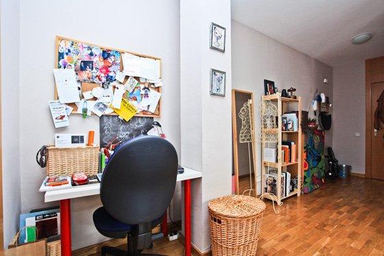Фотография: Офис в стиле Современный, Квартира, Дома и квартиры, Барселона – фото на InMyRoom.ru