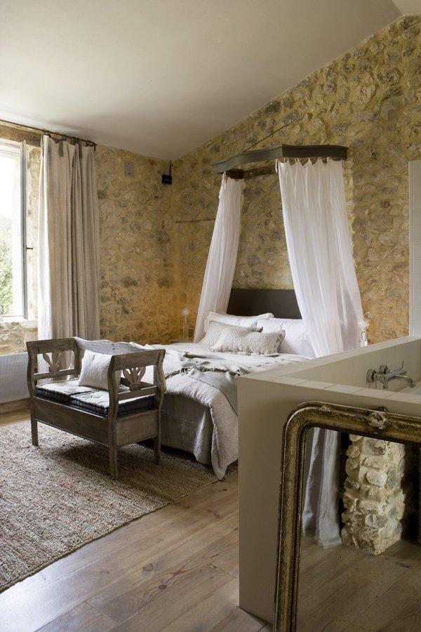 Фотография: Спальня в стиле Прованс и Кантри, Классический, Современный, Декор интерьера, Дом, Франция, Дома и квартиры, Прованс – фото на INMYROOM