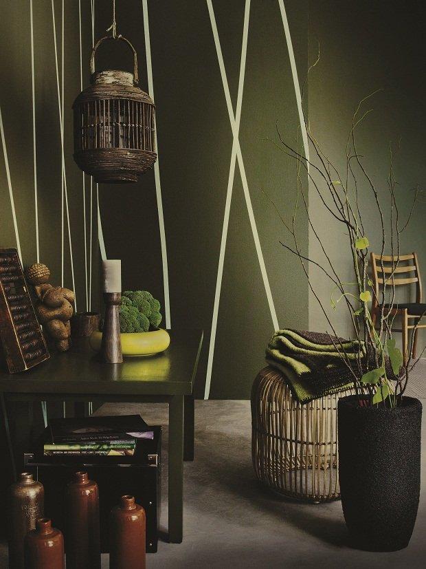 Фотография: Мебель и свет в стиле Прованс и Кантри, Гостиная, Интерьер комнат – фото на INMYROOM
