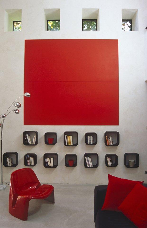 Фотография: Декор в стиле Лофт, Хай-тек, Эклектика, Дизайн интерьера – фото на INMYROOM