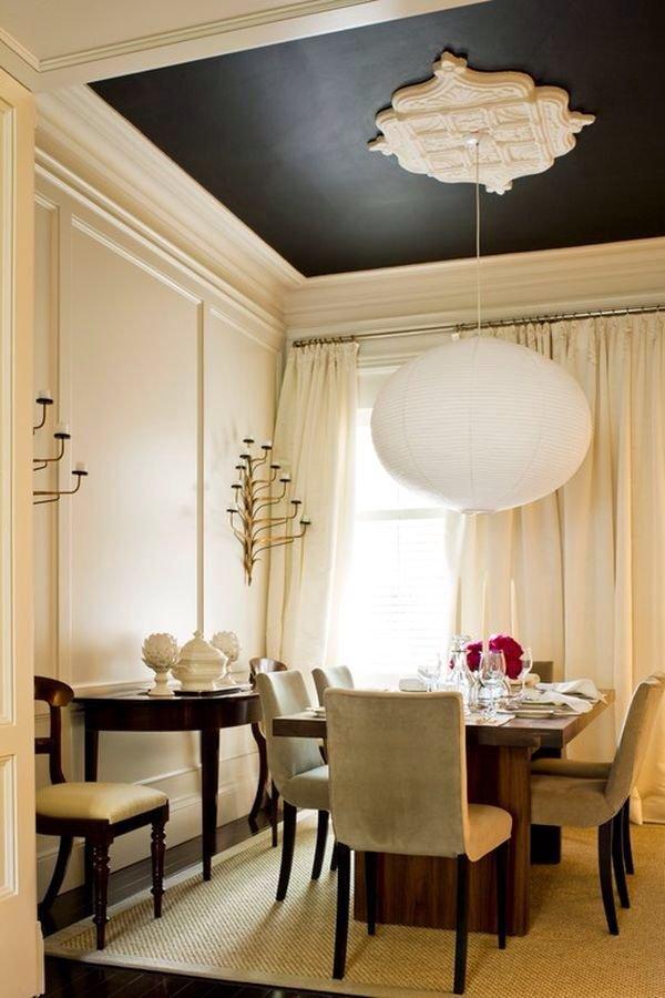 Фотография: Кухня и столовая в стиле Классический, Декор интерьера, Дизайн интерьера, Цвет в интерьере – фото на INMYROOM