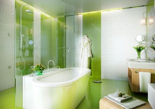 Фотография: Ванная в стиле Современный, Эко, Декор интерьера, Квартира, Дом, Декор, Советы – фото на INMYROOM
