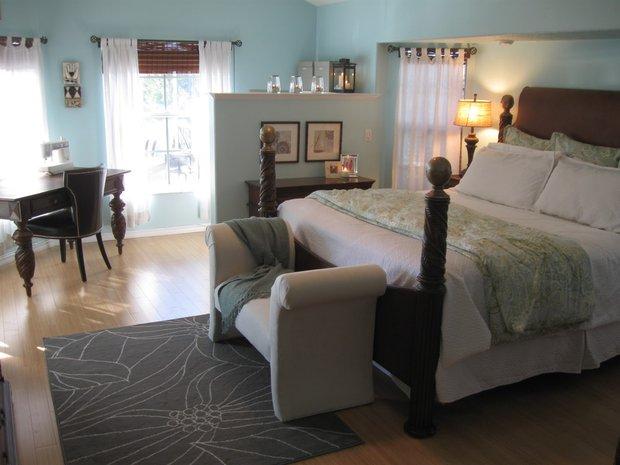 Фотография: Спальня в стиле Прованс и Кантри, Декор интерьера, Интерьер комнат, Советы – фото на INMYROOM