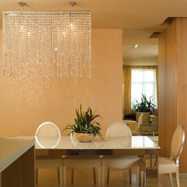 Фотография: Кухня и столовая в стиле Современный, Декор интерьера, Декор дома, Декоративная штукатурка – фото на INMYROOM