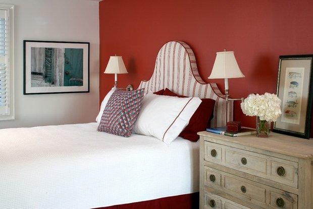 Фотография: Спальня в стиле Современный, Восточный, Декор интерьера, Цвет в интерьере, Индустрия, Новости, Маркет, Черный, Красный, Зеленый, Желтый – фото на INMYROOM