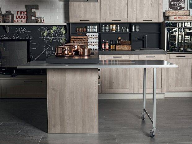 Дизайн: Stosa Cucine, МТК «Гранд»
