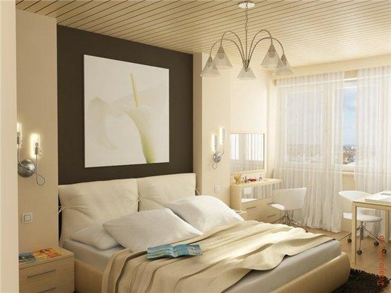 Фотография: Ванная в стиле Современный, Спальня, Декор интерьера, Интерьер комнат, Хрущевка – фото на INMYROOM
