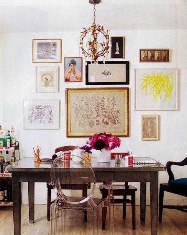 Фотография: Декор в стиле Эклектика, Декор интерьера, Декор дома, Стены, Картины, Постеры – фото на INMYROOM