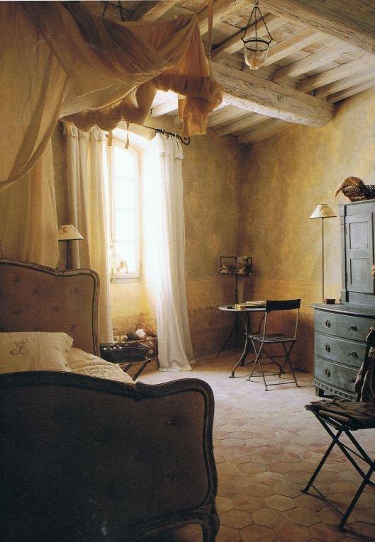 Фотография: Спальня в стиле , Стиль жизни, Советы, Прованс – фото на INMYROOM