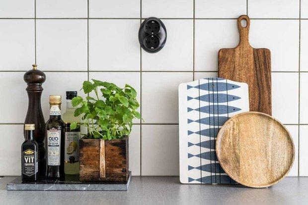 Фотография: Кухня и столовая в стиле Скандинавский, Современный, Ванная, Советы, уборка ванной комнаты, Уборка, секреты уборки, как облегчить процесс уборки, Meine Liebe, уборка на кухне – фото на INMYROOM