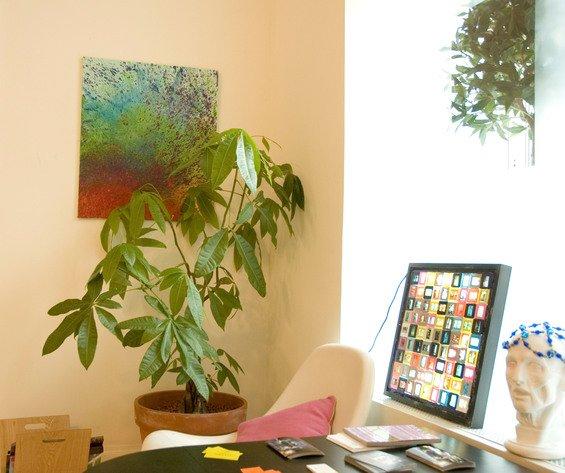 Фотография:  в стиле , Декор интерьера, Дом, Декор дома, Картина – фото на InMyRoom.ru