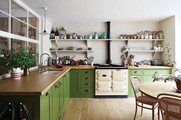 Фотография: Кухня и столовая в стиле Прованс и Кантри, Декор интерьера, Дом, Дача – фото на INMYROOM