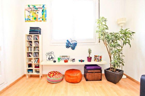 Фотография:  в стиле Скандинавский, Современный, Квартира, Дома и квартиры, Барселона – фото на INMYROOM