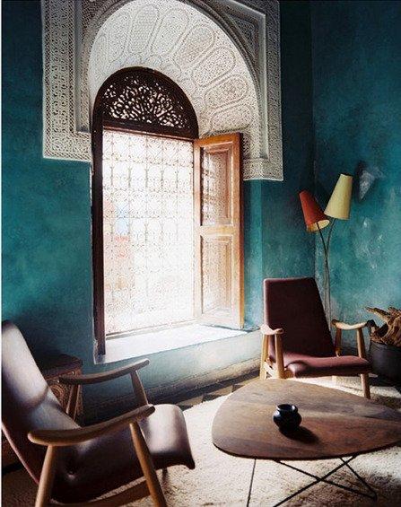 Фотография: Гостиная в стиле Прованс и Кантри, Декор интерьера, Дом, Декор дома, Цвет в интерьере – фото на InMyRoom.ru