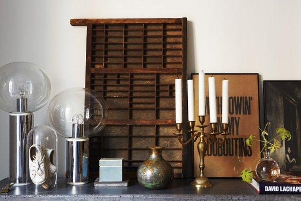 Фотография:  в стиле , Скандинавский, Декор интерьера, Малогабаритная квартира, Квартира, Мебель и свет – фото на INMYROOM