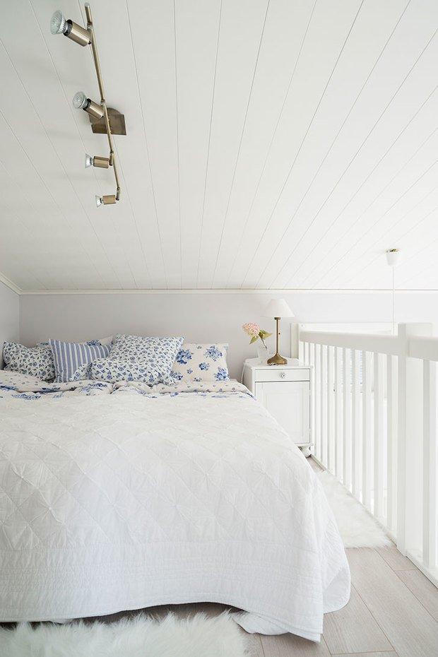 Фотография: Спальня в стиле Скандинавский, Декор интерьера, Дом, Советы, Дача, Дом и дача – фото на INMYROOM