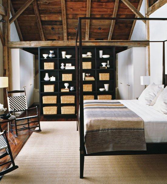 Фотография: Спальня в стиле Прованс и Кантри, Современный, Декор интерьера, Интерьер комнат, Ретро – фото на INMYROOM