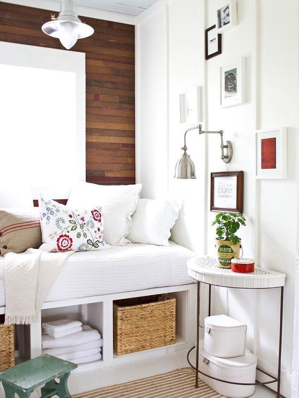 Фотография: Декор в стиле , Декор интерьера, Декор дома, Цвет в интерьере, Белый, Ретро, Шебби-шик – фото на INMYROOM
