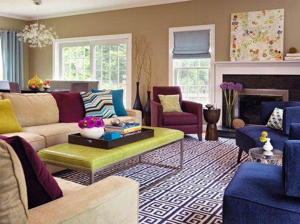 Фотография: Гостиная в стиле Прованс и Кантри, Декор интерьера, Квартира, Дом, Декор – фото на INMYROOM
