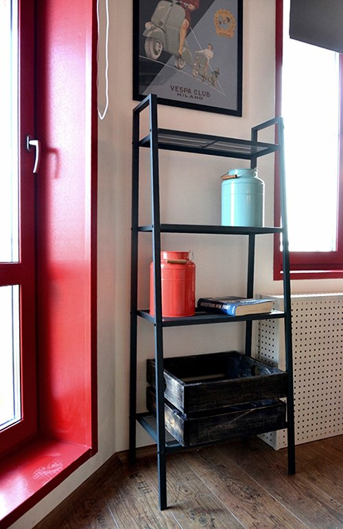 Фотография: Прочее в стиле , Лофт, Квартира, Дома и квартиры, Системы хранения, Индустриальный, Женя Жданова – фото на INMYROOM